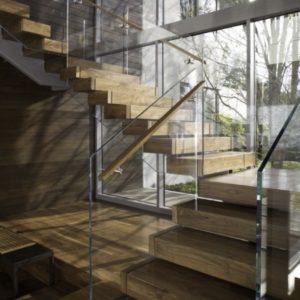 Dubové nášlapy na schody