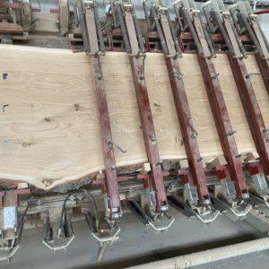 Dubová atypická stolová deska