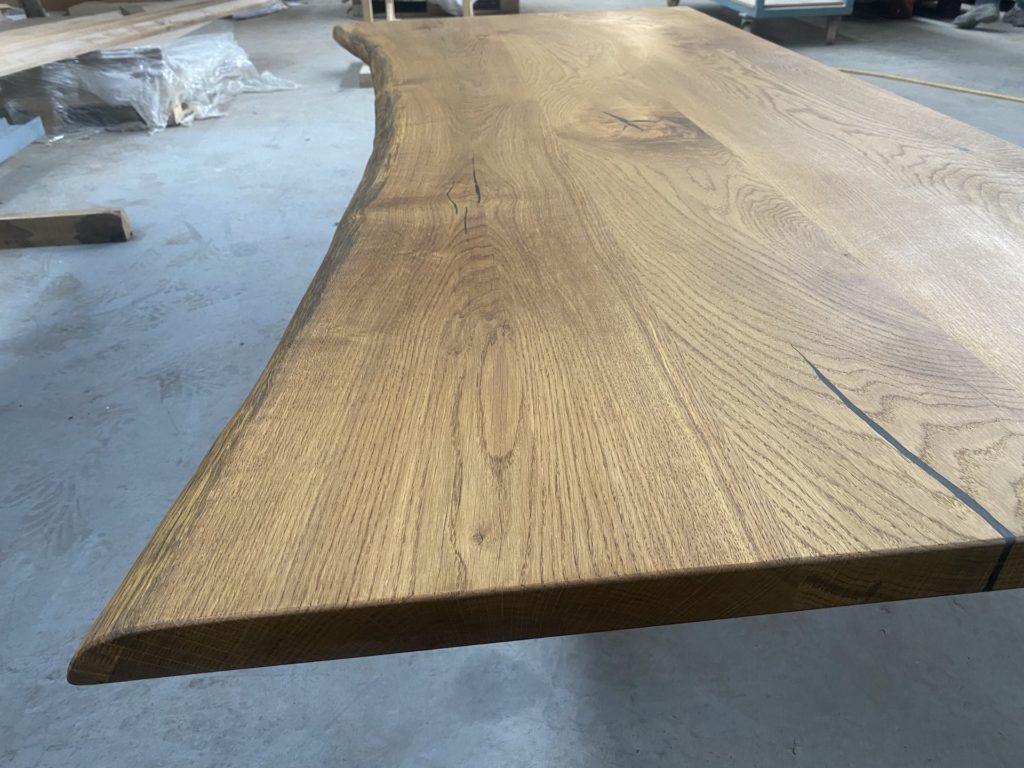 Dubové designové stolové desky