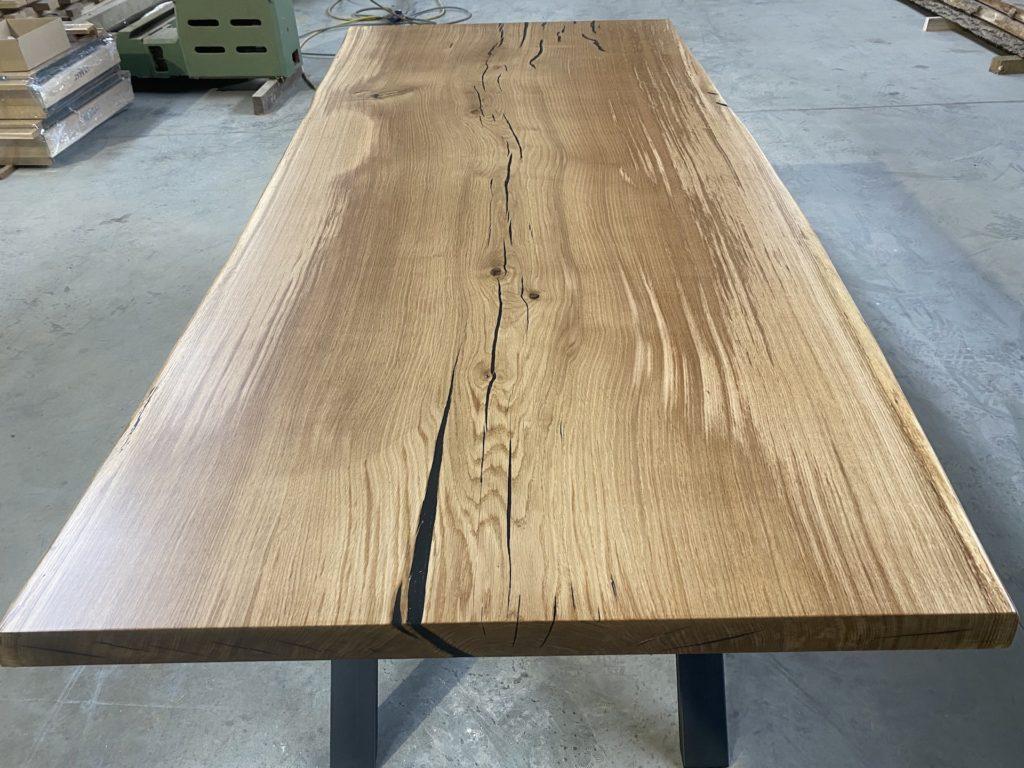 Dubové masivní stolové desky 6